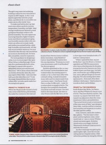 Stellar Cellars, Boston Magazine, Fall 2007, Page 52