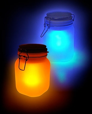 Sun and Moon Jars