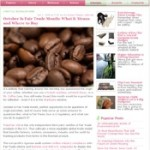 October Is Fair Trade Month: What It Means and Where to Buy