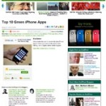 Top 10 Green iPhone Apps (most are free!)
